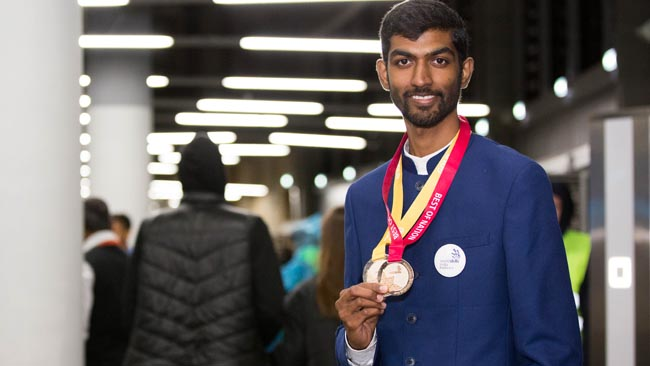Team India wins Gold in Water Technology at World Skills Kazan 2019