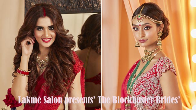 the-blockbuster-brides-collection-by-lakme-salon-brings-9-stunning-bridal-looks-for-this-wedding-season