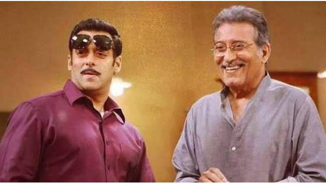 Salman Khan remembers Vinod Khanna as 'Dabangg 3' wraps shoot