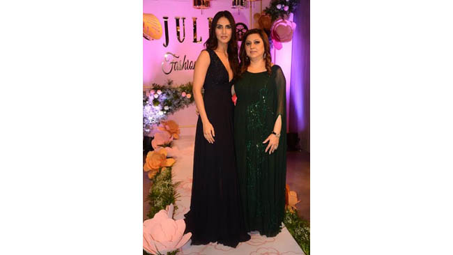 Vaani Kapoor Unveils Julie's New Flagship Store and Gypsophila Collection for the Festive Season