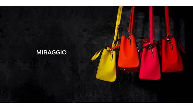 MIRAGGIO's Ecstatic Entry Into the Handbag Industry