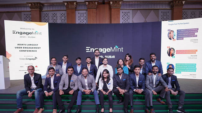 webengage-concludes-3rd-edition-of-flagship-marketing-conference-engagemint-in-dubai
