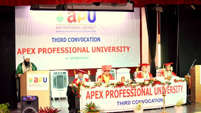 apu-celebrates-its-3rd-convocation
