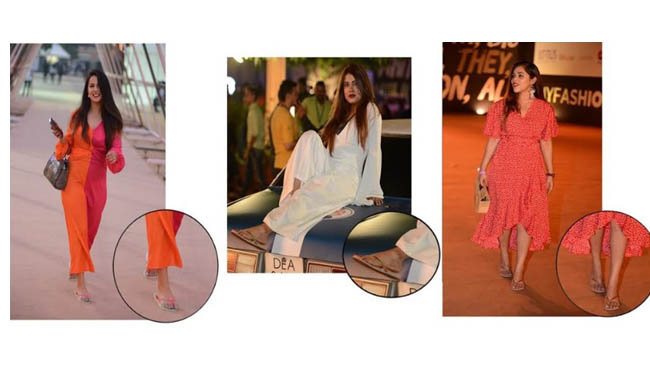 Havaianas Make Runway Debut at the India Fashion Week '19