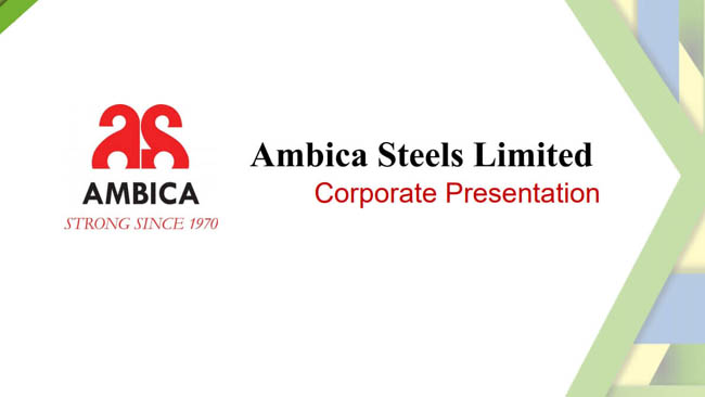 Ambica Steels Limited Gets Certified as an Accredited Company to be a Credible Supplier to the Automotive Industry