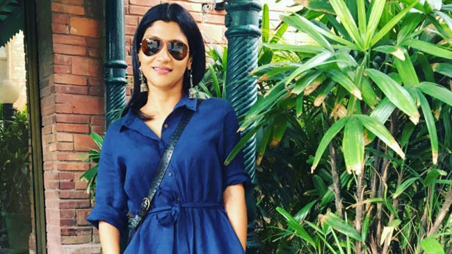 Not interested in what the industry is doing, what the trends are: Konkona Sensharma