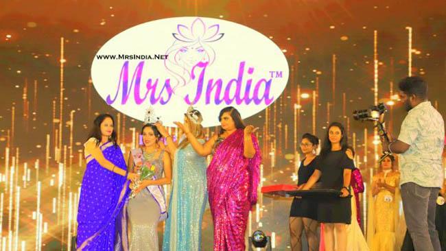 Mrs India 2019-20 Winner Priyanka Abhishek to Represent India on Mrs Planet 2019