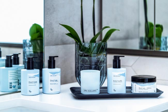 Icelandic beauty brand SPA of ICELAND brings its luxury, vegan-approved, spa-quality bath line for body and home to Amazon in the US