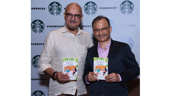 Tata Starbucks and Penguin Random House India Collaborate to Launch a Unique Coffee Themed Novel