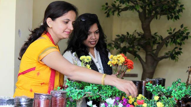 जयपुर के जवाहर कला केंद्र में 17 दिवसीय हस्तशिल्प एंव हथकरघा प्रदर्शनी