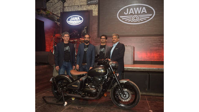 Classic Legends celebrates its first anniversary; launches the production version of the Jawa Perak