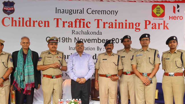 HERO MOTOCORP BOLSTERS ITS COMMITMENT TO ROAD SAFETY