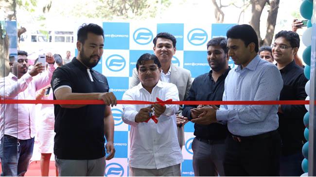 CFMoto's inaugurates first showroom in Mumbai