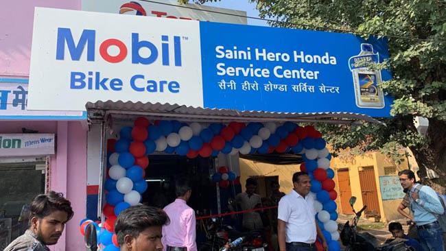 Mobil extends its Mobil Bike Care workshop program to Kota