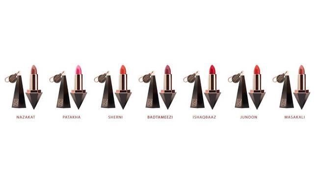 Fatima Sana Shaikh is the Face of 25o2, A New Range of India Inspired Lipwear