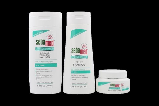 Sebamed USA Tackles Dry Skin Problems with Urea Based Skincare Line