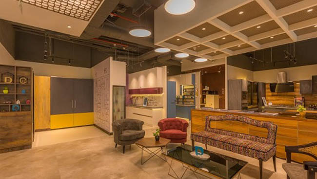 Design Cafe Launches Bangalore S Largest Home Interiors Experience Center