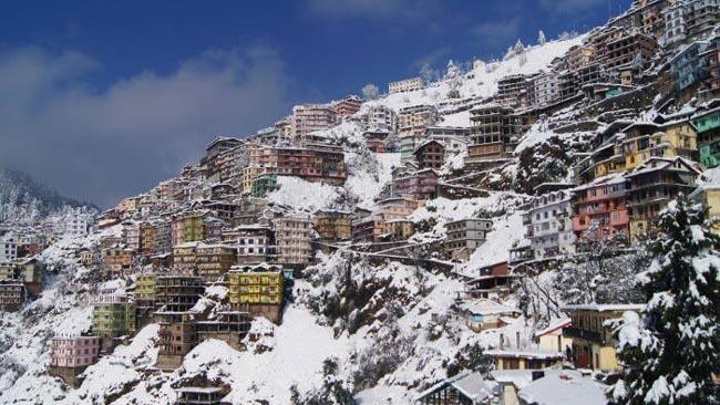 Best tourist places to visit Shimla