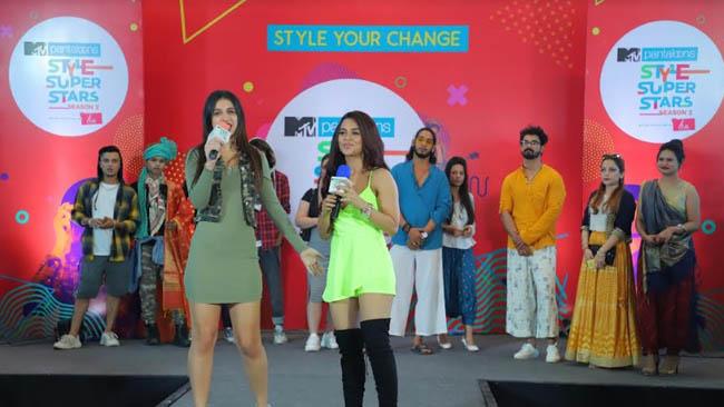 MTV Pantaloons Style Superstars Season 2 Dials up Glamour and Style