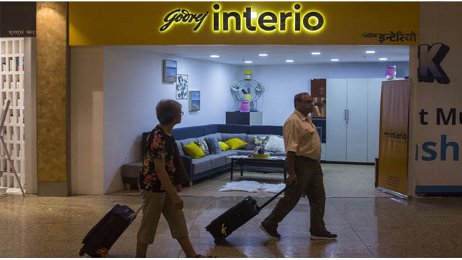 times-ooh-helps-godrej-interio-set-up-experience-zone-at-mumbai-airport