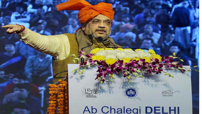 aap-govt-misled-people-of-delhi-for-5-years-amit-shah