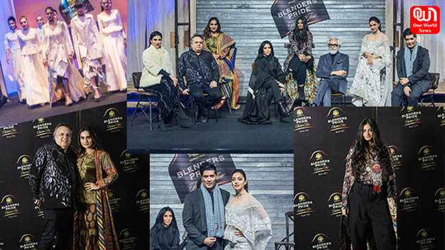 Beckoning a New Vision, Blenders Pride Fashion Tour 2019-20 Brings Alive the Universe of 'Pride'