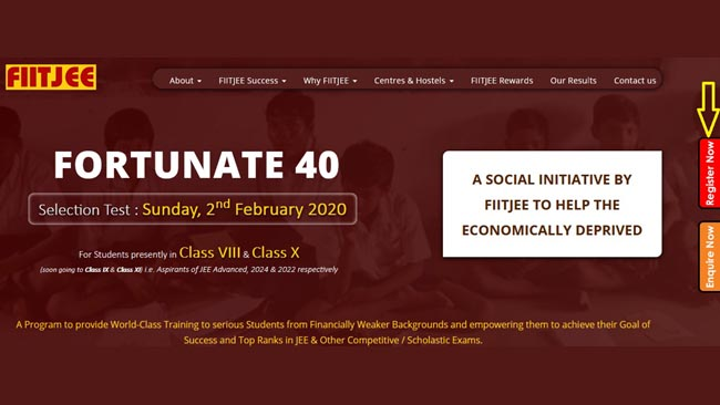 fortunate-40-a-social-initiative-by-fiitjee-to-help-the-economically-deprived