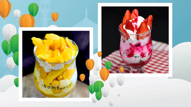 Celebrate Republic Day with Very Berry Offer at Bomberry