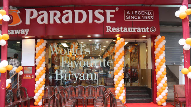 Hyderabad based  Paradise expands its operations