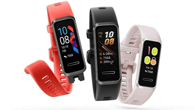 Huawei Band 4 Tops Category of Best Selling Bands on Flipkart.in Days after its Launch