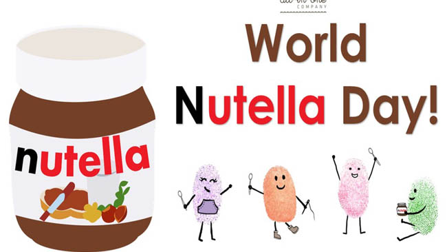It's Time to Celebrate the #WorldNutellaDay – Created by the Fans for the Fans