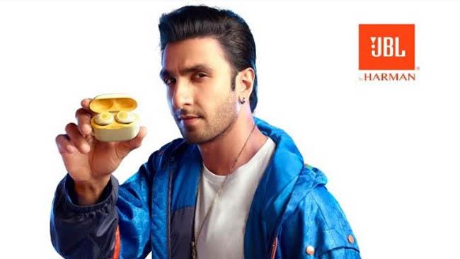 'Live it Real, Live it Raw' JBL® Debuts New Brand Film Featuring Rockstar-in-Chief Ranveer Singh