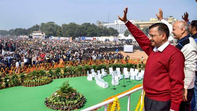 Want to work with Centre for smooth governance of Delhi: Kejriwal