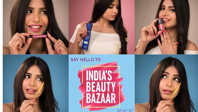 Ab India Rahega Har Din Ready with Big Bazaar Beauty Bazaar