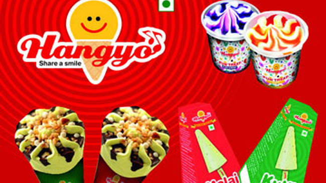 Hangyo to Launch Premium Gourmet Series of Ice Creams in Mumbai on March 15th