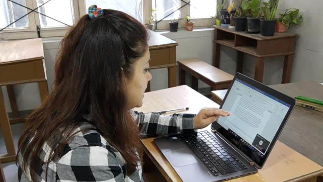 ajanta-public-school-gurugram-combats-covid-19-through-virtual-classes