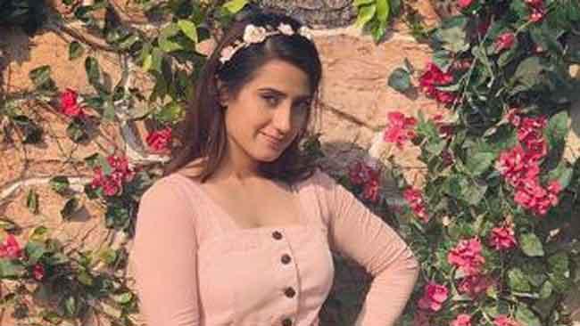 Aalisha Panwar introduces her debut music video 'Khamoshiyaan' during the quarantine