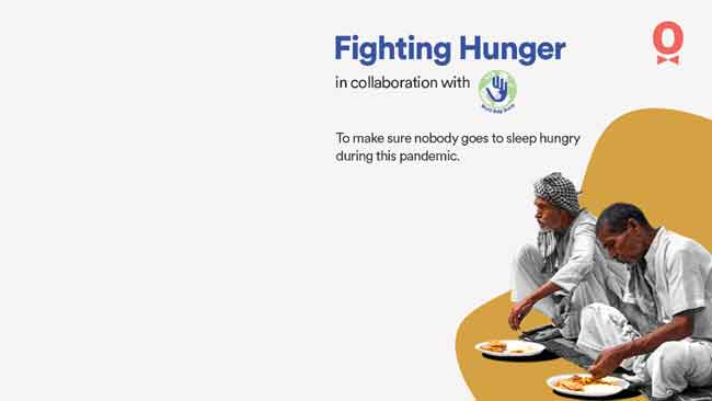 Dineout launches Project Thali to donate rations, cooked food and seek volunteers for the needy