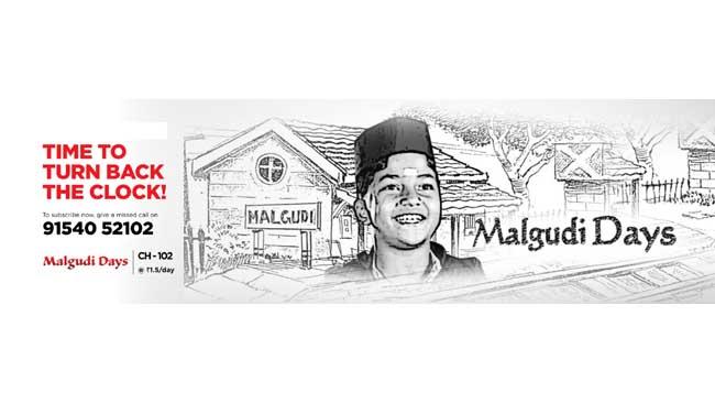 Airtel digital TV brings the magic of Malgudi Days to your homes
