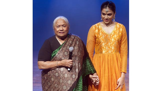 NCPA@home presents 'Designs of Space and Time' by Kumudini Lakhia's KADAMB