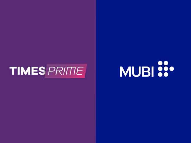 Times Prime joins hands with MUBI to offer hand-picked cinema to its members