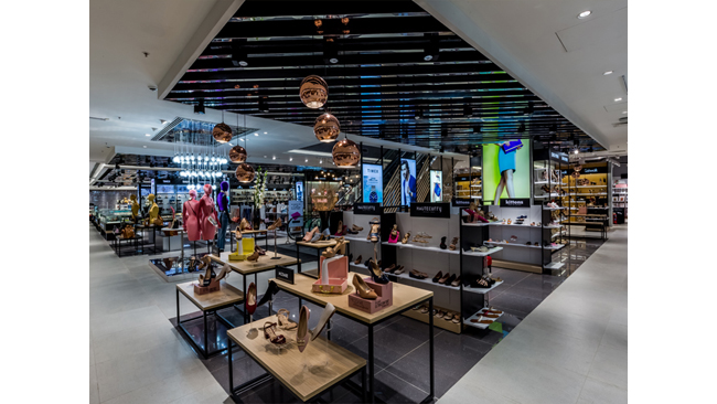 Shoppers Stop recognised and honoured at the VMRD Retail Design Awards