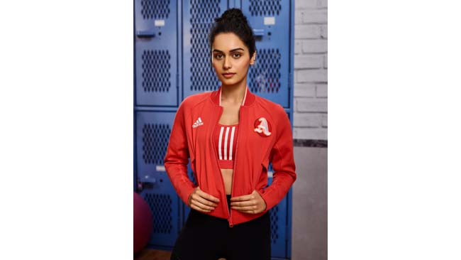 MANUSHI CHHILLAR JOINS TEAM ADIDAS TO EMPOWER MORE WOMEN TO FOCUS ON HOLISTIC FITNESS