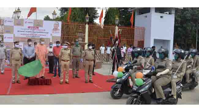 HERO MOTOCORP EXTENDS PARTNERSHIP WITH UTTAR PRADESH STATE POLICE
