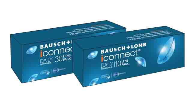 Bausch + Lomb India launches iconnect® daily disposable contact lenses