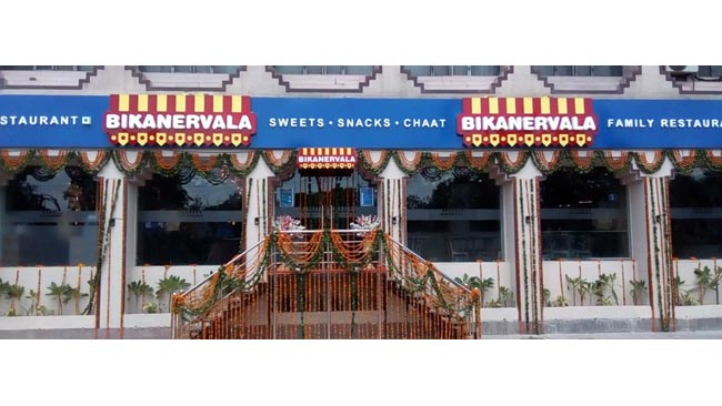 Bikanervala launches its 2nd Sweet Shop-cum-Restaurant outlet in Jaipur