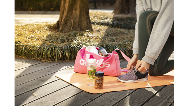 Supplement your journey to fitness with Almonds, this National Day of Sports!