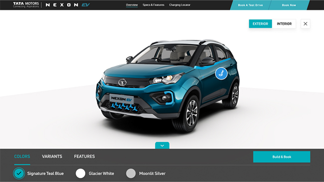 TATA Motors gives customers an immersive 3D experience of its NEXON EV on World EV Day