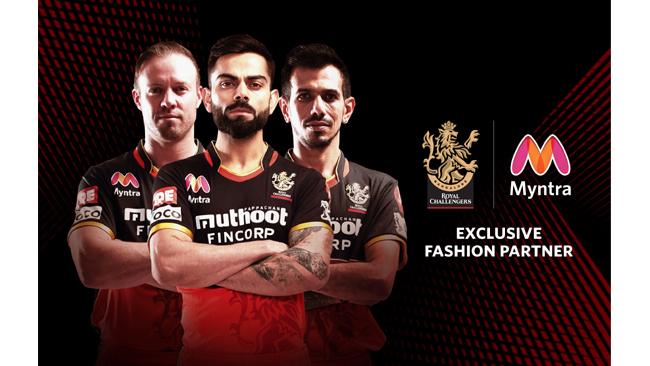 Myntra adds its touch of style to this T20 season