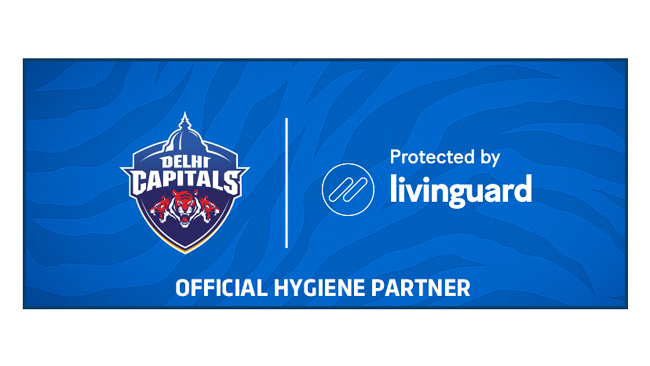 Livinguard AG safeguards IPL team Delhi Capitals on and off the field